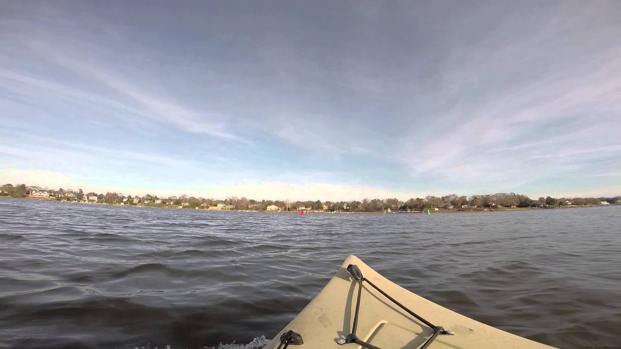 Kayaking The Manasquan River In Brick New Jersey Beverly Beach