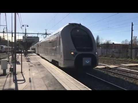 tåg till norrköping