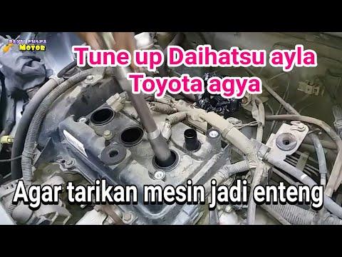 TUNE UP DAIHATSU AYLA / TOYOTA AGYA MENGATASI TARIKAN BERAT MBREBET#Bayuputramotor