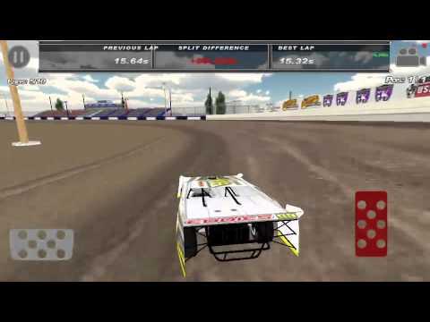 Hot Lap at Tuscon (USA) Raceway