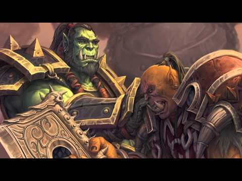 Warcraft Interview: Dave Kosak - 2 NERDS, 1 LORE (Patch 5.4 and beyond)