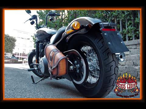 2018 Harley Davidson Street Bob >> 2018/2019 HARLEY DAVIDSON SOFTAIL STREET BOB SWINGARM BAG INSTALLATION GUIDE- ENDSCUOIO - YouTube