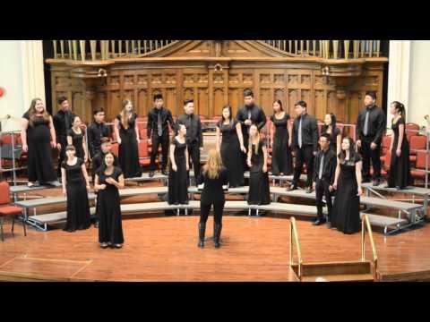 Log Driver's Waltz - Maples Collegiate Chamber Choir
