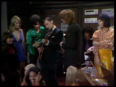 Deep Purple performing on USA TV with Hugh Heffner in 1968