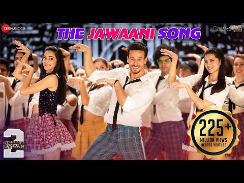 The Jawaani Song – Student Of The Year 2