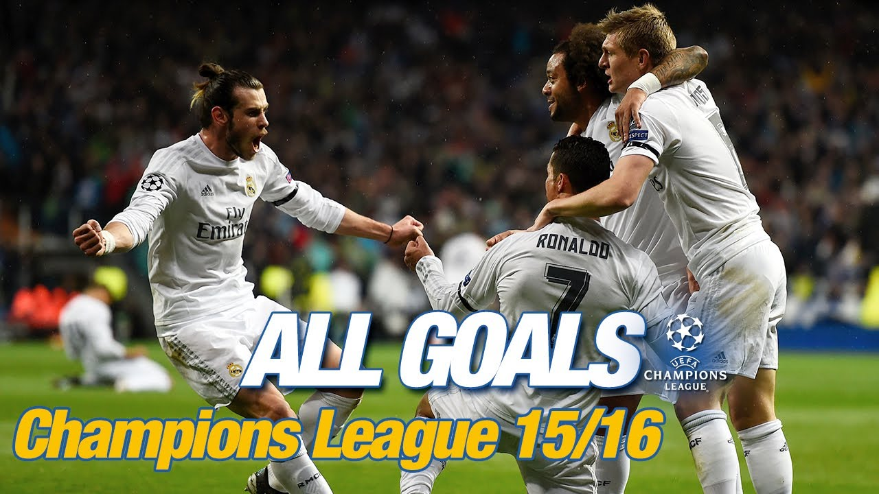 Download Every Champions League goal 2015/16   Ramos, Bale, Cristiano, penalties in Milan & a record 8-0 win!