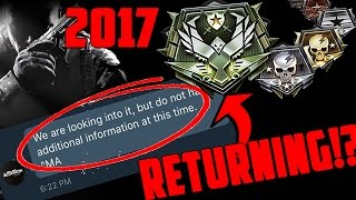 BO2 League Play SEASONS COMING BACK IN 2017!! #BRINGBACKLEAGUEPLAY (Black ops 2 Xbox One)