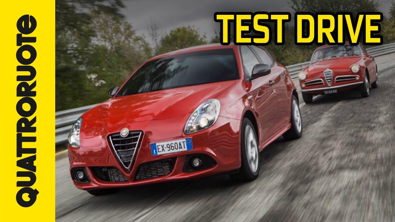 Alfa romeo giulietta sprint 2014 test drive premiere doovi for 500x hdmotori