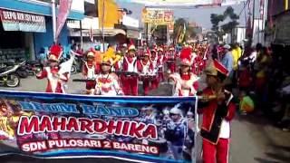 Drum Band MAHARDIKA 2014 Kompak