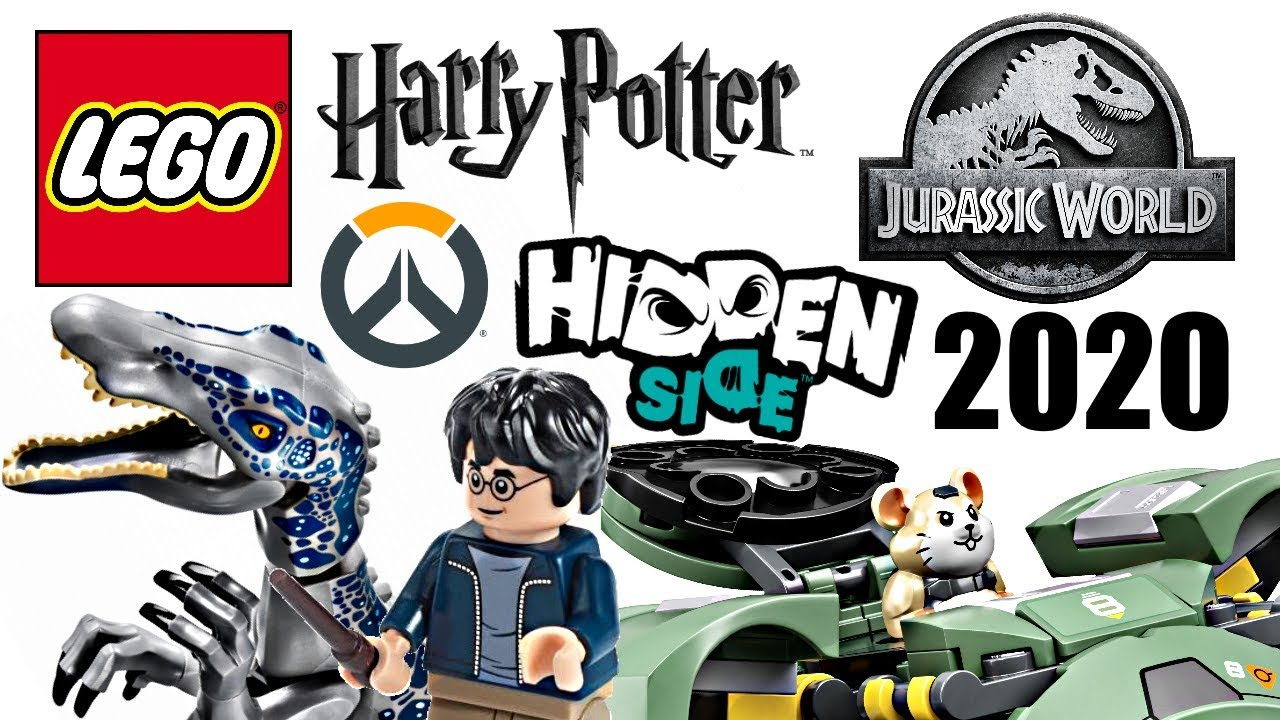 Lego Games 2020.Lego Themes I M Happy To See Return In 2020