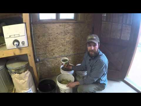 ABC acres: Increased Feed Value  Fermenting Grain - episode #024