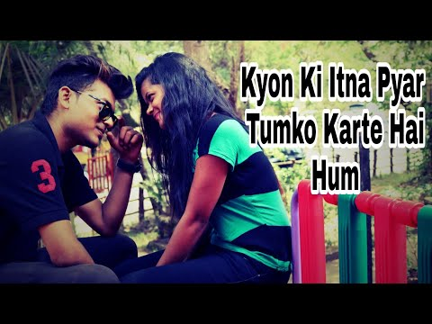 Kyon Ki Itna Pyar Tumko Karte Hai Hum   Salman Khan   Heart Touching Love Story   Latest  Song 2018