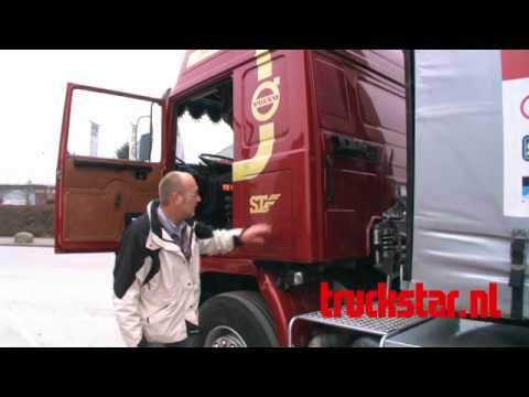 praktijk test VOLVO F12 INTERCOOLER (truckstar.nl)