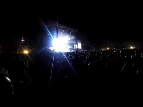 Radiohead, Live in Tel Aviv, Israel (July 2017) - Idioteque