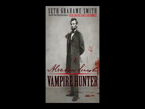 novel abrahim lincoln vampire hunter summary Journey through the life of abraham lincoln, the 16th us president, on biographycom learn more about his roles in the civil war and the great emancipation.