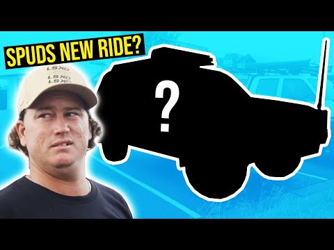 SPUD'S GOT A NEW CAR? - Sick Puppy 4x4
