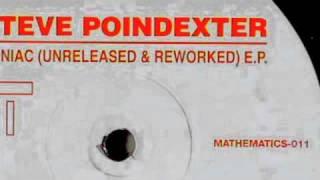 Steve Poindexter - Maniac (Area