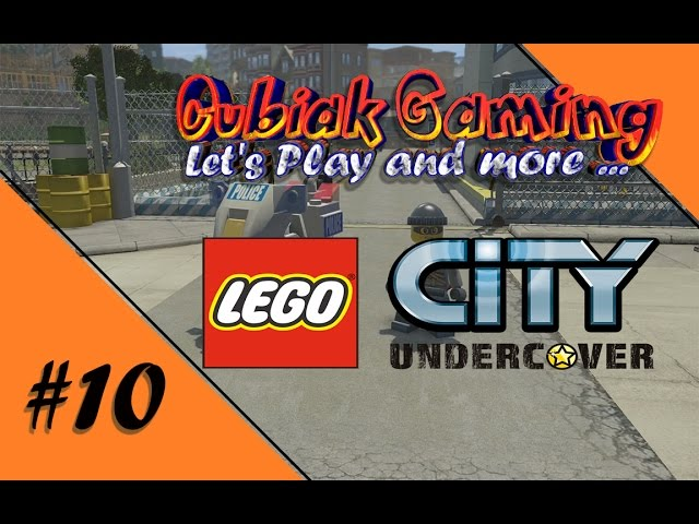 DIE GEFÄNGNIS-FREI KARTE ★ Let's Play LEGO City Undercover #10