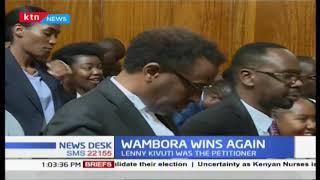 Embu Governor Martin Wambora survives, again