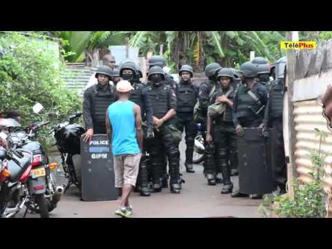 Meurtre à Bois Marchand  des éléments de la SSU déployés pour calmer une foule hostile