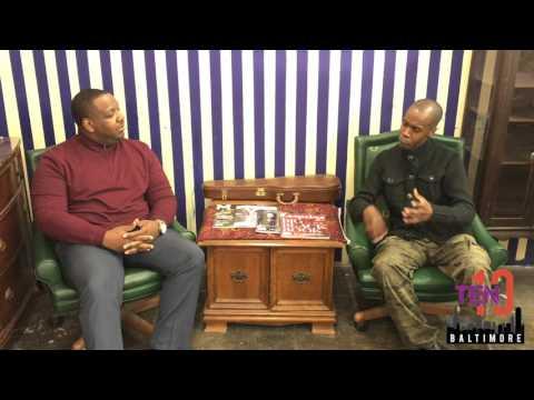 Ten10 Baltimore's Interview w/ Stephen Wise