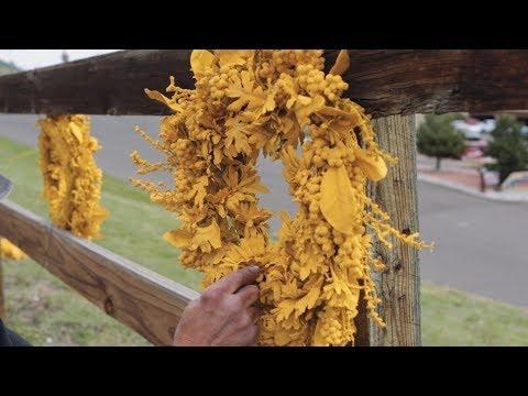Click It or Ticket Wreath Memorial