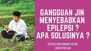 Penyakit Epilepsi atau ayan.