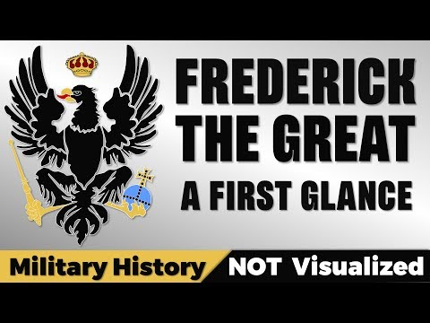 Frederick the Great - A First Glance #Prussia