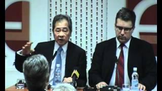 Едвард Чоу про реформу української енергетики