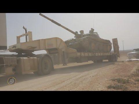 الجيش الليبي يدمرغرفة عمليات للإرهابيين في درنة  - نشر قبل 2 ساعة
