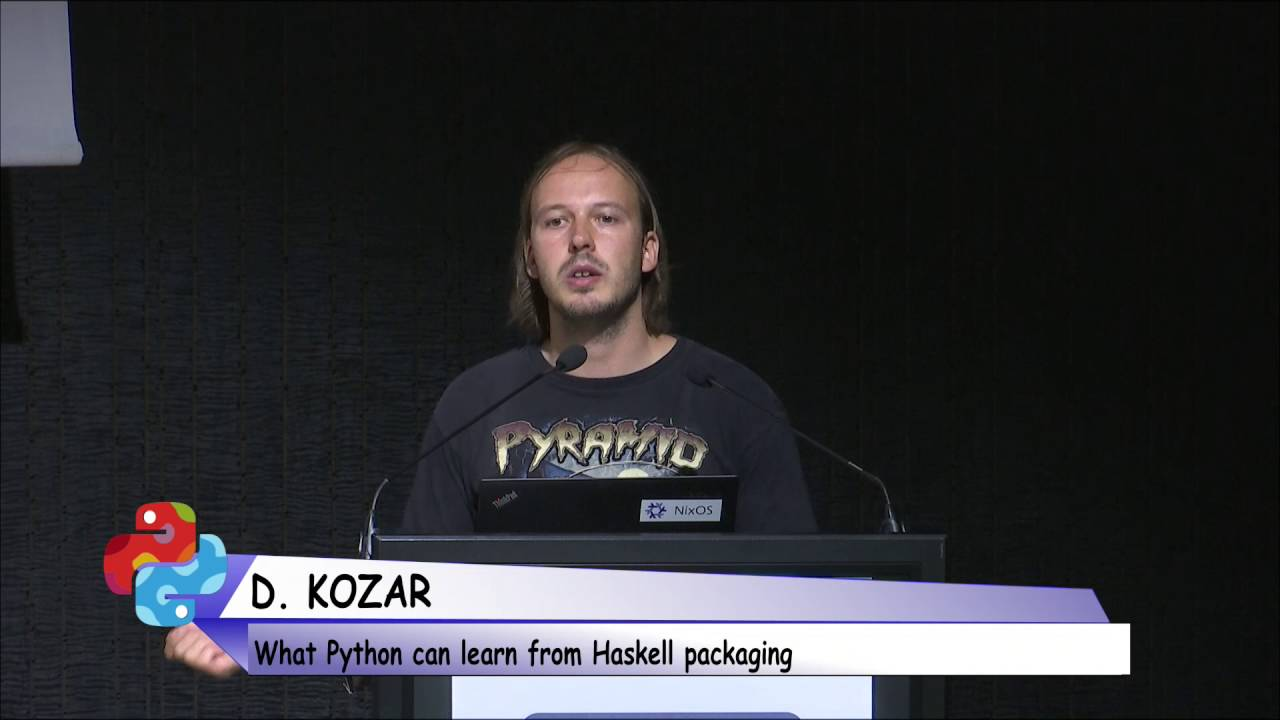 Image from What Python can learn from Haskell packaging