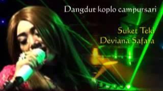 Video Deviana Safara Sonata Suket Teki Lirik download MP3, 3GP, MP4, WEBM, AVI, FLV Maret 2017
