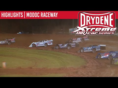 Drydene Xtreme DIRTcar Series Feature Event Highlights from Modoc Raceway in Modoc, South Carolina on February 29th, 2020. To view the full race, visit ... - dirt track racing video image