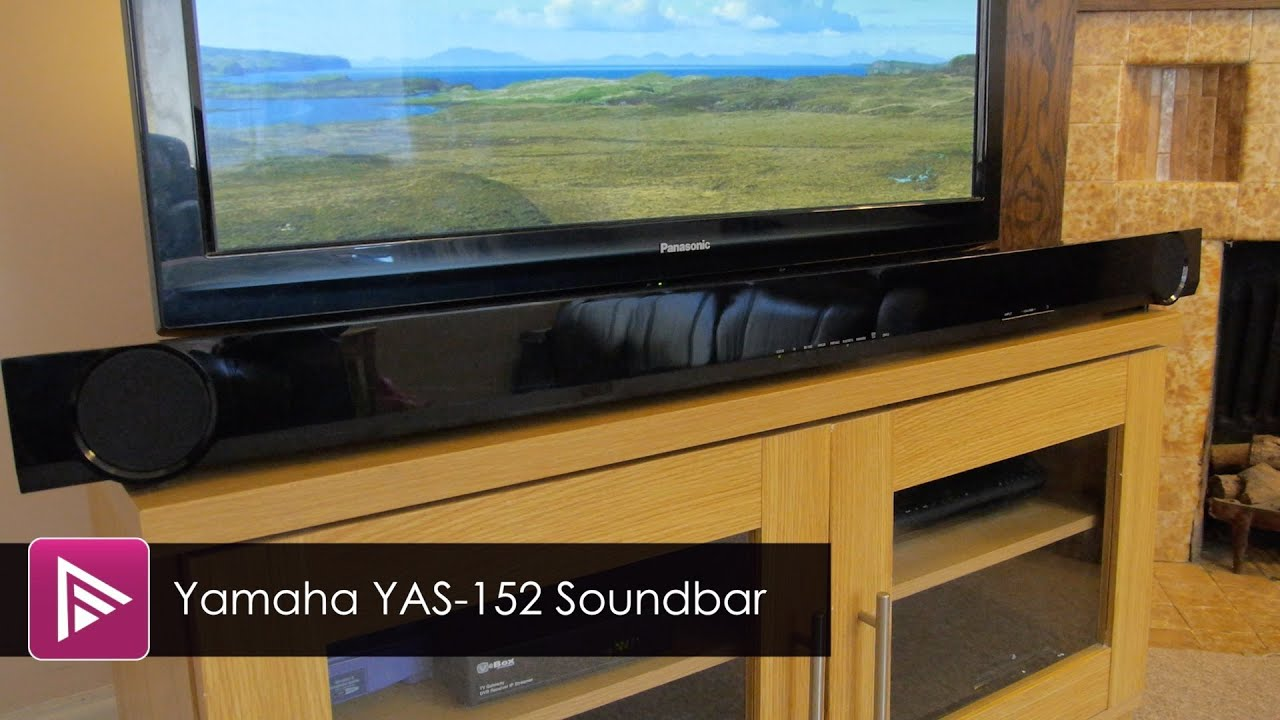 yamaha yas 152 soundbar review youtube. Black Bedroom Furniture Sets. Home Design Ideas