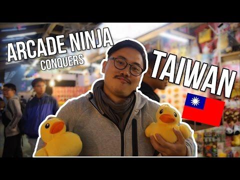 Conquering Taiwan - Arcade Ninja