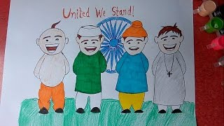 Happy Republic Day,Happy Independence Day, Jai Hind जय हिन्द United We Stand