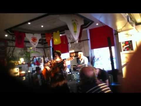 Blues of the ugly sister live with The Woven Project
