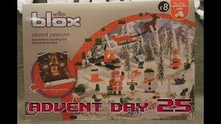 Wilko Blox Advent Calendar Day 25