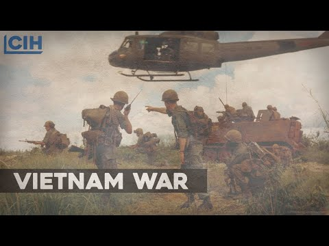 A Brief History of The Vietnam War (Second Indochina war)