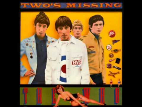 The Who - 'Two's Missing' - Side 2