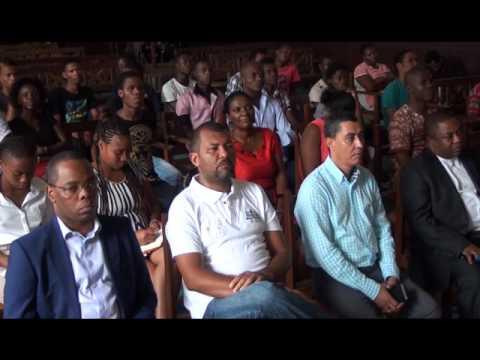 Dia da Juventude Africana celebrado em São Tomé e Príncipe