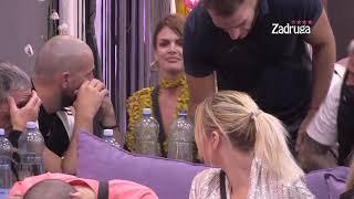 Zadruga 4 - Sanja obelodanila Rialdinu aferu sa devojkom, zadrugari u šoku - 16.10.2020.