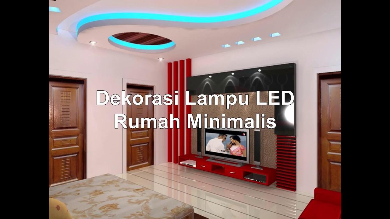 Minimalist Home Decor Led Lights