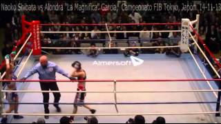 """Video Naoko Shibata vs Alondra """"La Magnifica"""" Garcia,  Campeonato FIB Tokyo, Japòn. 14-11-13 download MP3, 3GP, MP4, WEBM, AVI, FLV November 2018"""