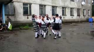 "КІР ""Пантера"" - First Scottish suite (Celtic Dances)  ╬ СРІБНИЙ ТАТОШ ╬ 2014 #FolkRockVideo"