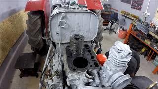 Składamy silnik czyli cz4 naprawy c330