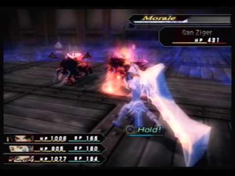 Let's Play .hack//G.U. Vol. 1 [40] birds and crabs 1/2