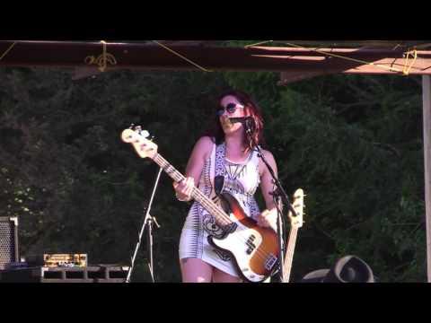 """Danielle Nicole Band - """"Whole Show"""" - Chautaqua Blues Fest, Sedan, KS - 05/28/17"""