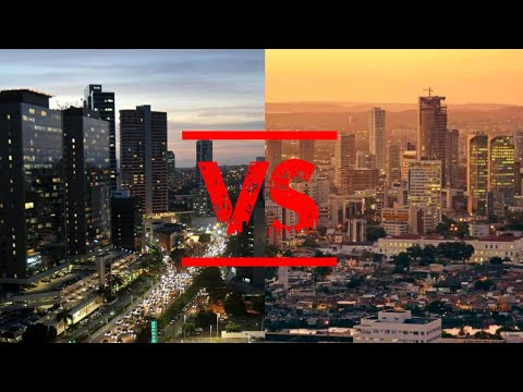 SALVADOR VS RECIFE ( CIDADE VS CIDADE )