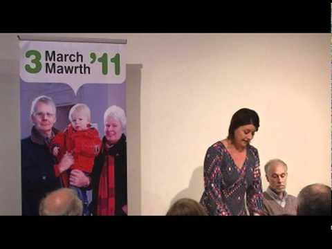Leanne Wood on Yes campaign